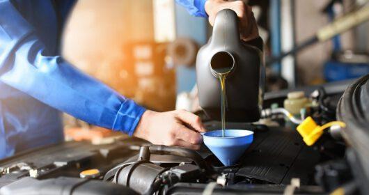 dynamiczna wymiana oleju