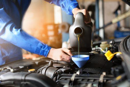 Wymiana dynamiczna oleju w automatycznej skrzyni biegów